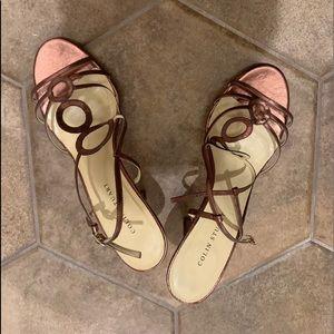 Colin Stuart heels